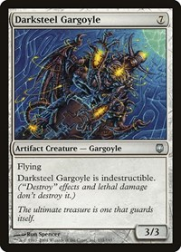 Darksteel Gargoyle, Magic: The Gathering, Darksteel