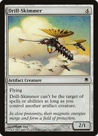 Drill-Skimmer, Magic: The Gathering, Darksteel