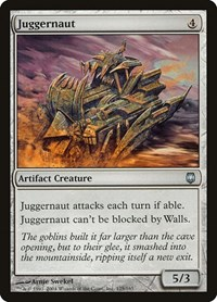 Juggernaut, Magic: The Gathering, Darksteel
