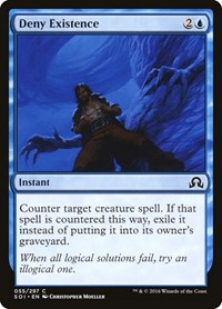 Deny Existence, Magic: The Gathering, Shadows over Innistrad