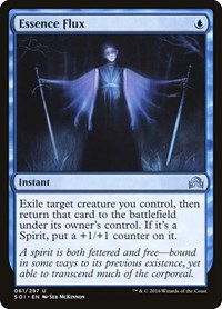 Essence Flux, Magic: The Gathering, Shadows over Innistrad