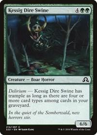 Kessig Dire Swine, Magic: The Gathering, Shadows over Innistrad