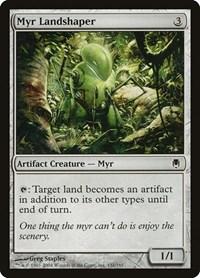 Myr Landshaper, Magic: The Gathering, Darksteel
