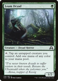 Loam Dryad, Magic: The Gathering, Shadows over Innistrad