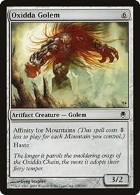 Oxidda Golem, Magic: The Gathering, Darksteel