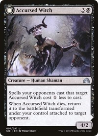 Accursed Witch, Magic: The Gathering, Shadows over Innistrad