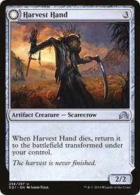 Harvest Hand, Magic: The Gathering, Shadows over Innistrad