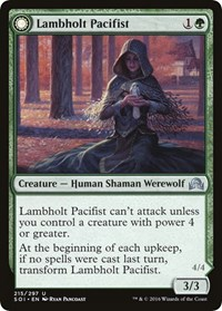 Lambholt Pacifist