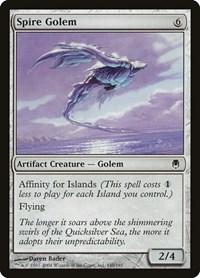 Spire Golem, Magic: The Gathering, Darksteel