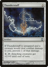 Thunderstaff, Magic: The Gathering, Darksteel