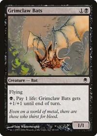 Grimclaw Bats, Magic: The Gathering, Darksteel