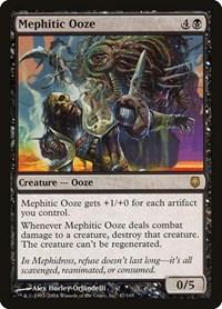 Mephitic Ooze, Magic: The Gathering, Darksteel