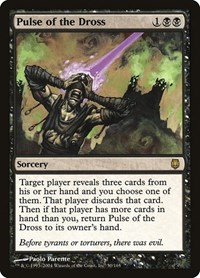 Pulse of the Dross, Magic: The Gathering, Darksteel