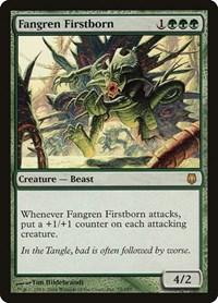 Fangren Firstborn, Magic: The Gathering, Darksteel