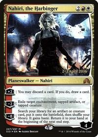 Nahiri, the Harbinger (Foil)