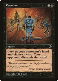 Coercion, Magic: The Gathering, Portal Second Age