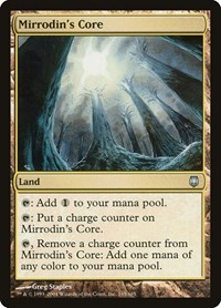 Mirrodin's Core, Magic: The Gathering, Darksteel