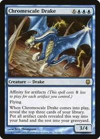 Chromescale Drake, Magic: The Gathering, Darksteel