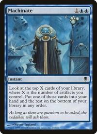 Machinate, Magic: The Gathering, Darksteel