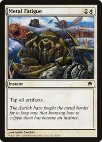 Metal Fatigue, Magic: The Gathering, Darksteel