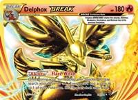 Delphox BREAK, Pokemon, XY - Fates Collide