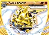 Carbink BREAK, Pokemon, XY - Fates Collide