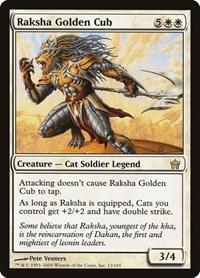 Raksha Golden Cub (Foil)
