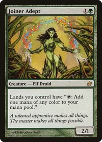 Joiner Adept, Magic, Fifth Dawn