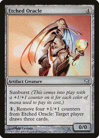 Etched Oracle, Magic: The Gathering, Fifth Dawn