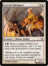 Auriok Salvagers, Magic: The Gathering, Fifth Dawn