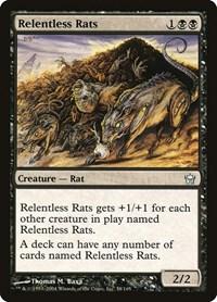 Relentless Rats, Magic, Fifth Dawn