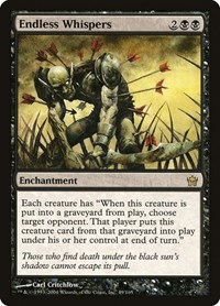 Endless Whispers, Magic: The Gathering, Fifth Dawn