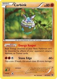 Carbink (49), Pokemon, XY - Fates Collide