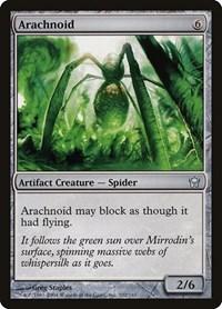 Arachnoid, Magic, Fifth Dawn