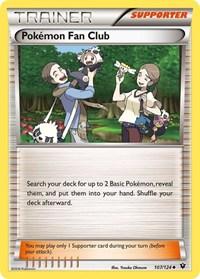 Pokemon Fan Club, Pokemon, XY - Fates Collide