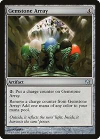 Gemstone Array, Magic: The Gathering, Fifth Dawn