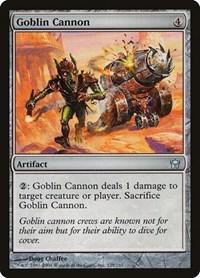 Goblin Cannon, Magic: The Gathering, Fifth Dawn