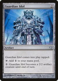 Guardian Idol, Magic: The Gathering, Fifth Dawn