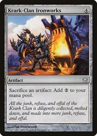 Krark-Clan Ironworks, Magic: The Gathering, Fifth Dawn