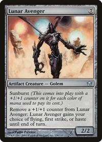 Lunar Avenger, Magic: The Gathering, Fifth Dawn