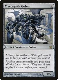 Mycosynth Golem, Magic: The Gathering, Fifth Dawn