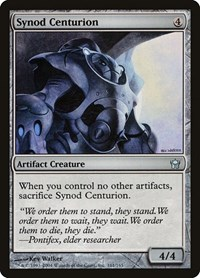 Synod Centurion, Magic: The Gathering, Fifth Dawn