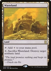 Wasteland, Magic: The Gathering, Eternal Masters