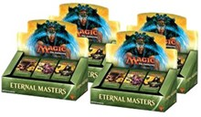 English Eternal Masters Booster Box