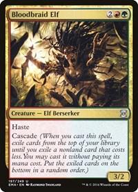Bloodbraid Elf, Magic, Eternal Masters