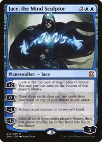 Jace, the Mind Sculptor, Magic, Eternal Masters