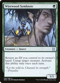 Wirewood Symbiote, Magic: The Gathering, Eternal Masters