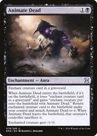 Animate Dead, Magic: The Gathering, Eternal Masters