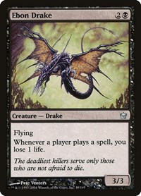 Ebon Drake, Magic: The Gathering, Fifth Dawn