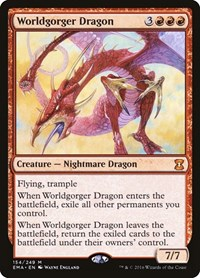 Worldgorger Dragon, Magic: The Gathering, Eternal Masters
